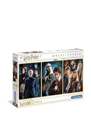 Harry Potter  legpuzzel 3000 stukjes