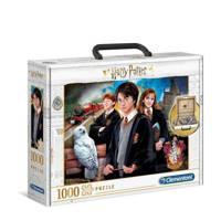 Clementoni Harry Potter - Valigetta  legpuzzel 1000 stukjes