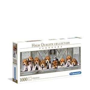 Beagles   legpuzzel 1000 stukjes