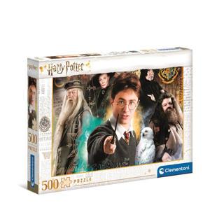 Harry Potter 2 HQC  legpuzzel 500 stukjes