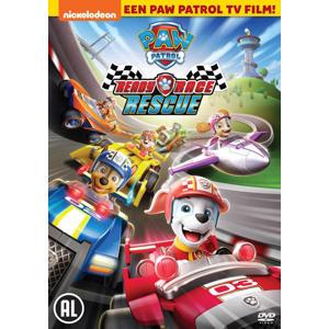 Paw Patrol - Ready, Race, Rescue (DVD)