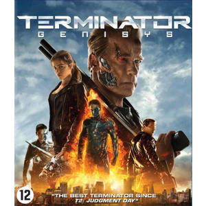 Terminator - Genisys (Blu-ray)