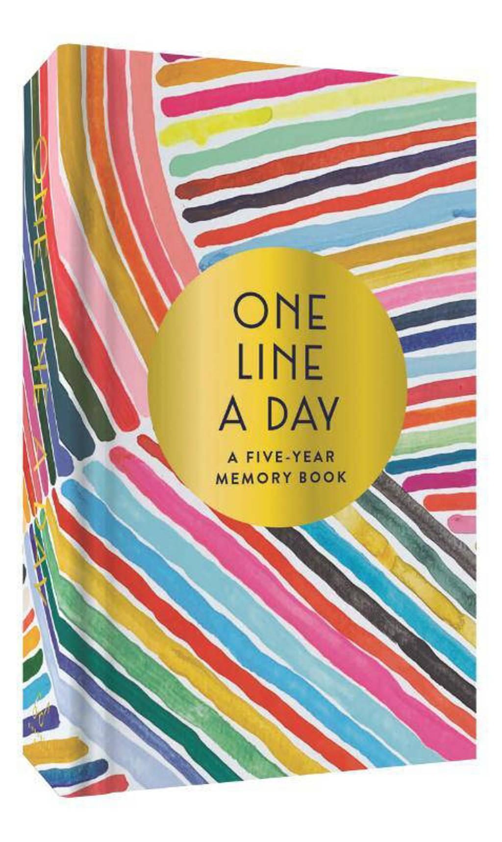 Rainbow One Line a Day - Khalidy, Kindah