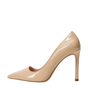 lak pumps beige