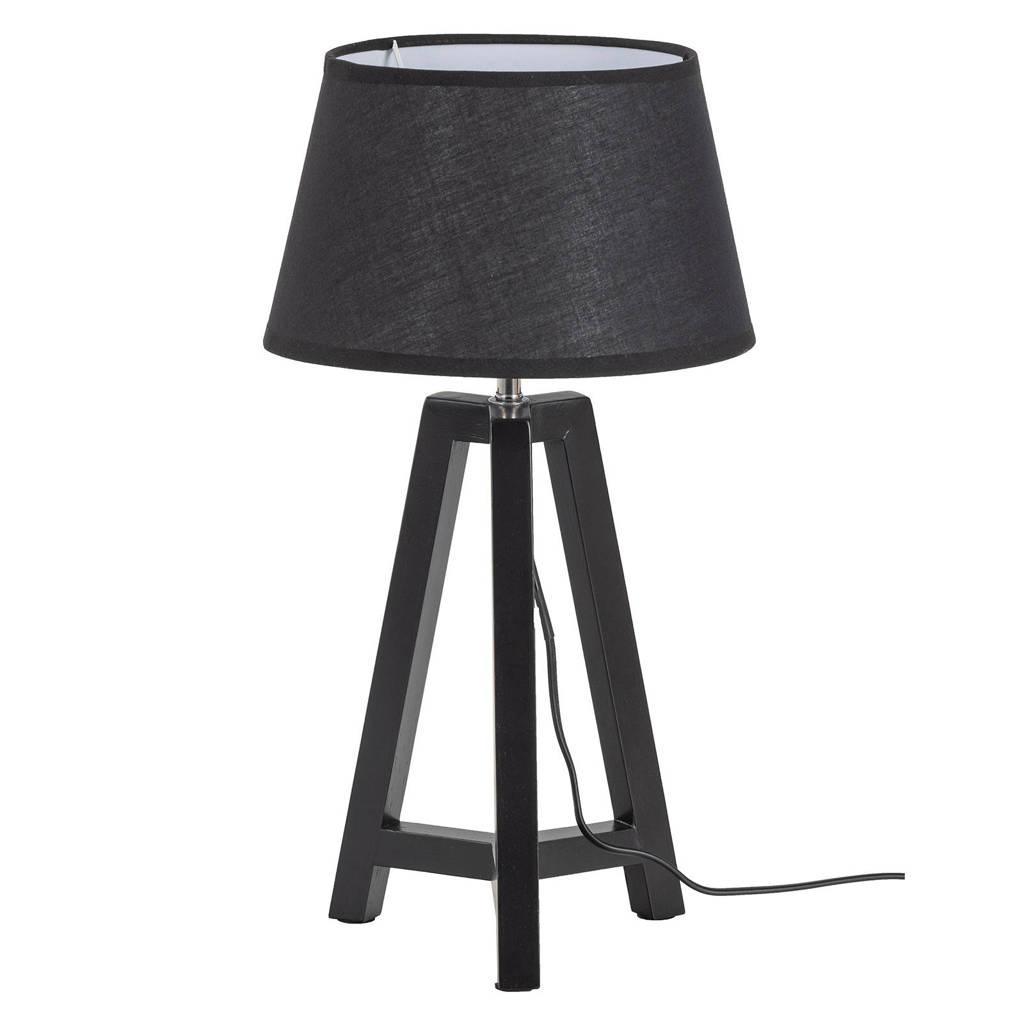 WOOOD Exclusive Tafellamp, Black