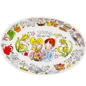 serveerschaal Easter
