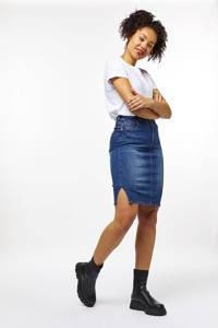 HEMA spijkerrok, Donkerblauw