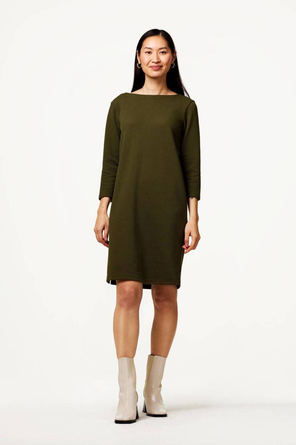 HEMA jurk groen, Groen