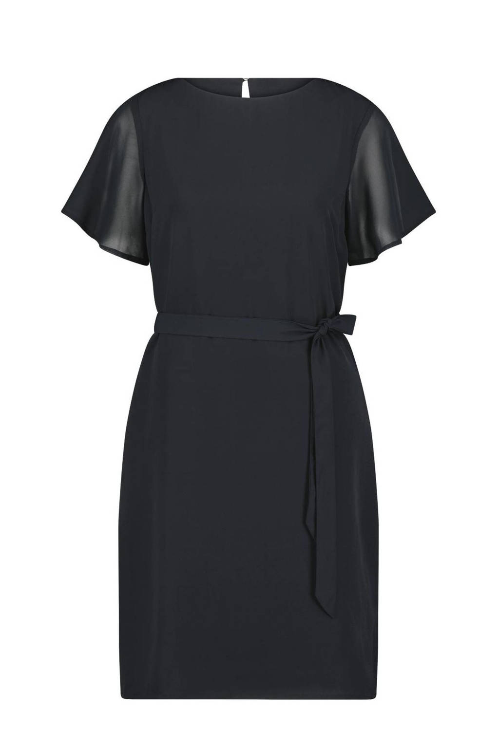 HEMA jurk Thalia zwart, Zwart