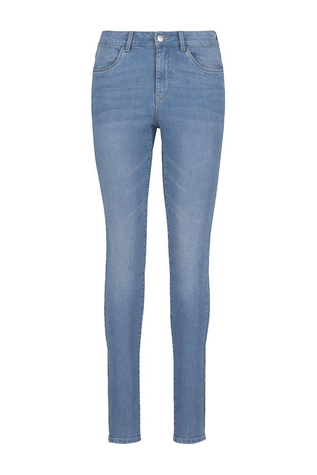 HEMA skinny jeans blauw, Blauw