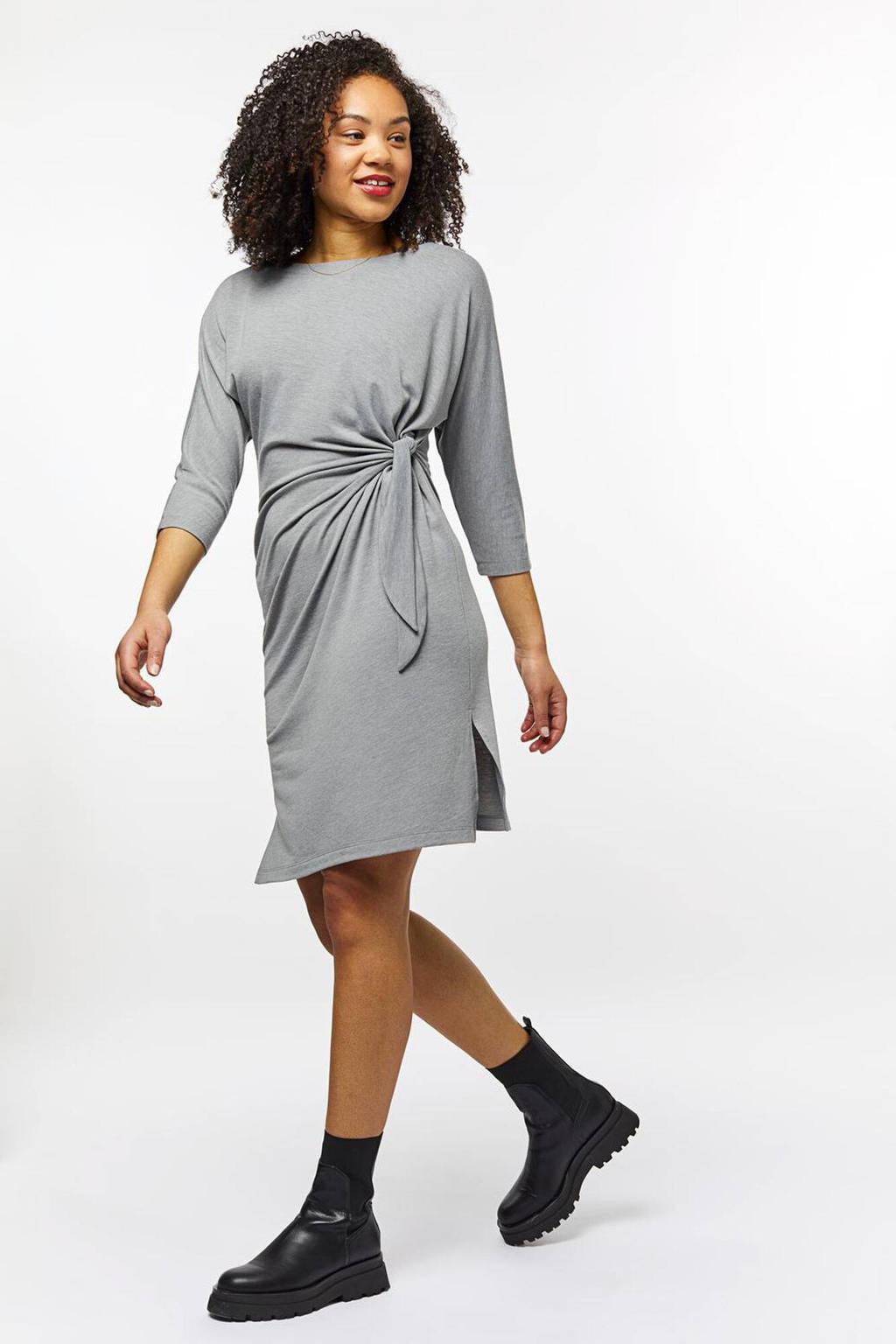 HEMA jurk grijs, Grijs