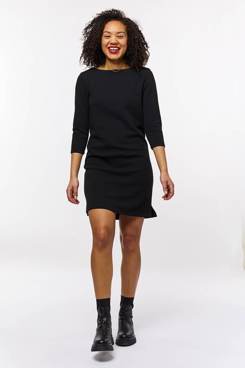 HEMA jurk zwart, Zwart
