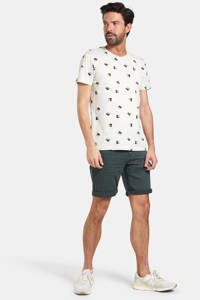Refill by Shoeby T-shirt Timar met all over print ecru, Ecru