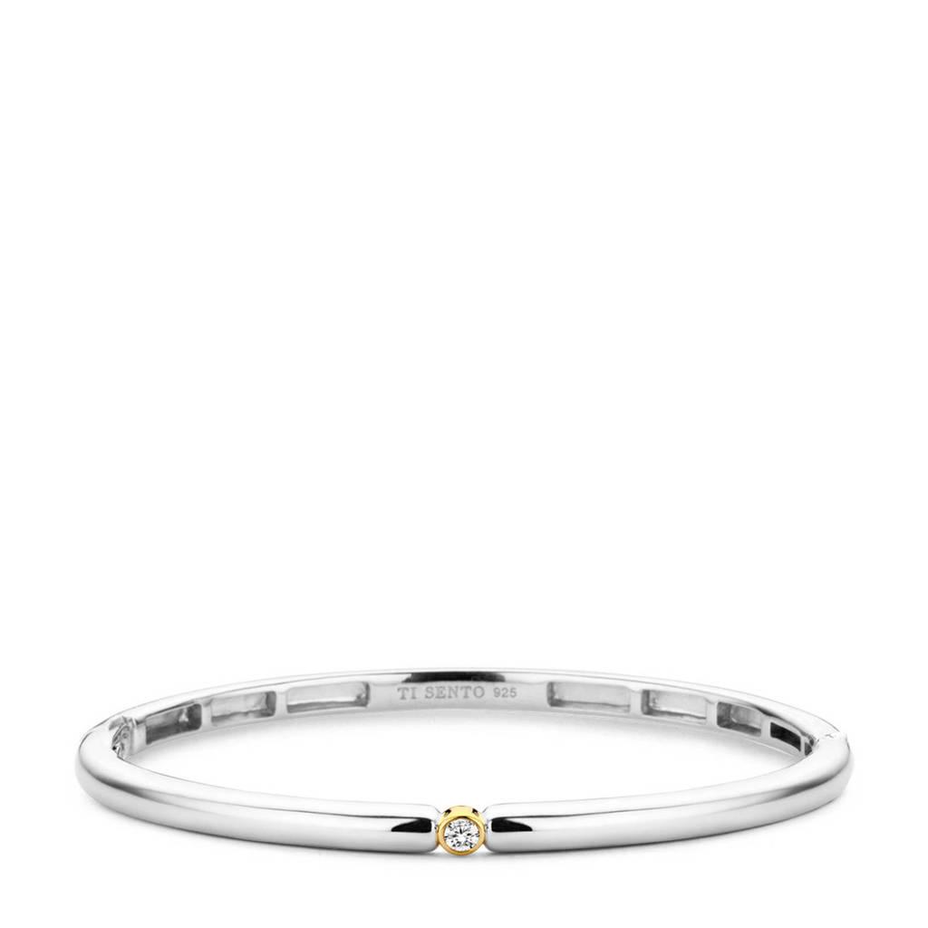 Ti Sento - Milano sterling zilveren armband 2896ZY, Zilverkleurig