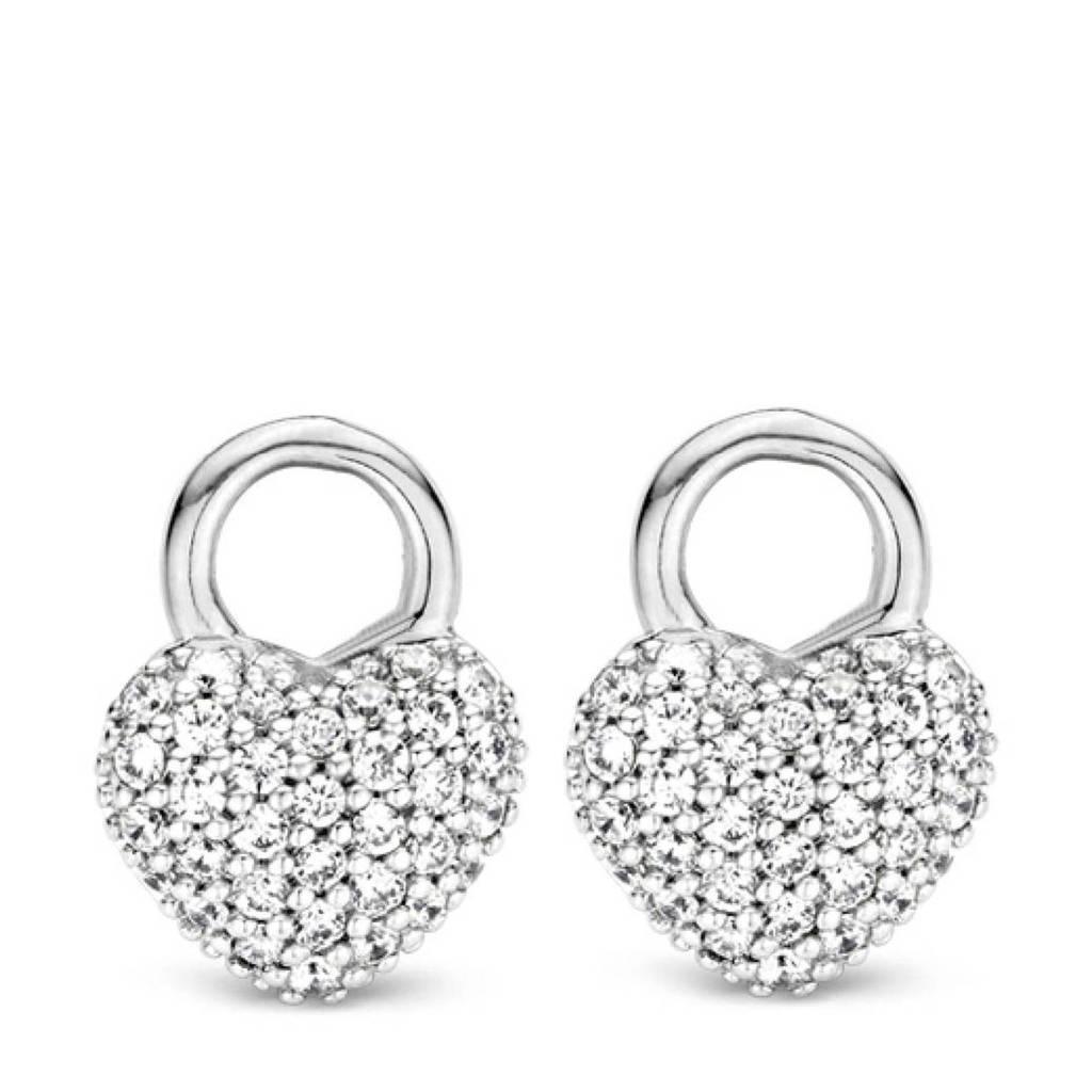 Ti Sento - Milano sterling zilveren oorbedels 9182ZI, Zilverkleurig