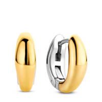 Ti Sento - Milano sterling zilveren oorbellen 7804SY, Goud/zilverkleurig