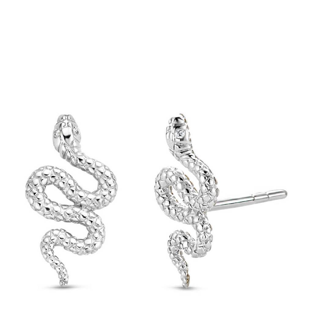 Ti Sento - Milano sterling zilveren oorbellen 7826SI, Zilverkleurig