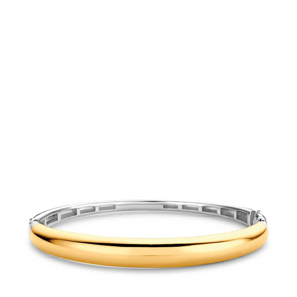 Ti Sento - Milano sterling zilveren armband 2915SY, Zilver/goudkleurig