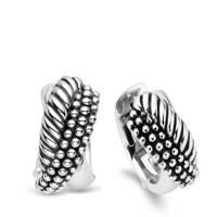 Ti Sento - Milano sterling zilveren oorbellen 7692SB, Zilverkleurig