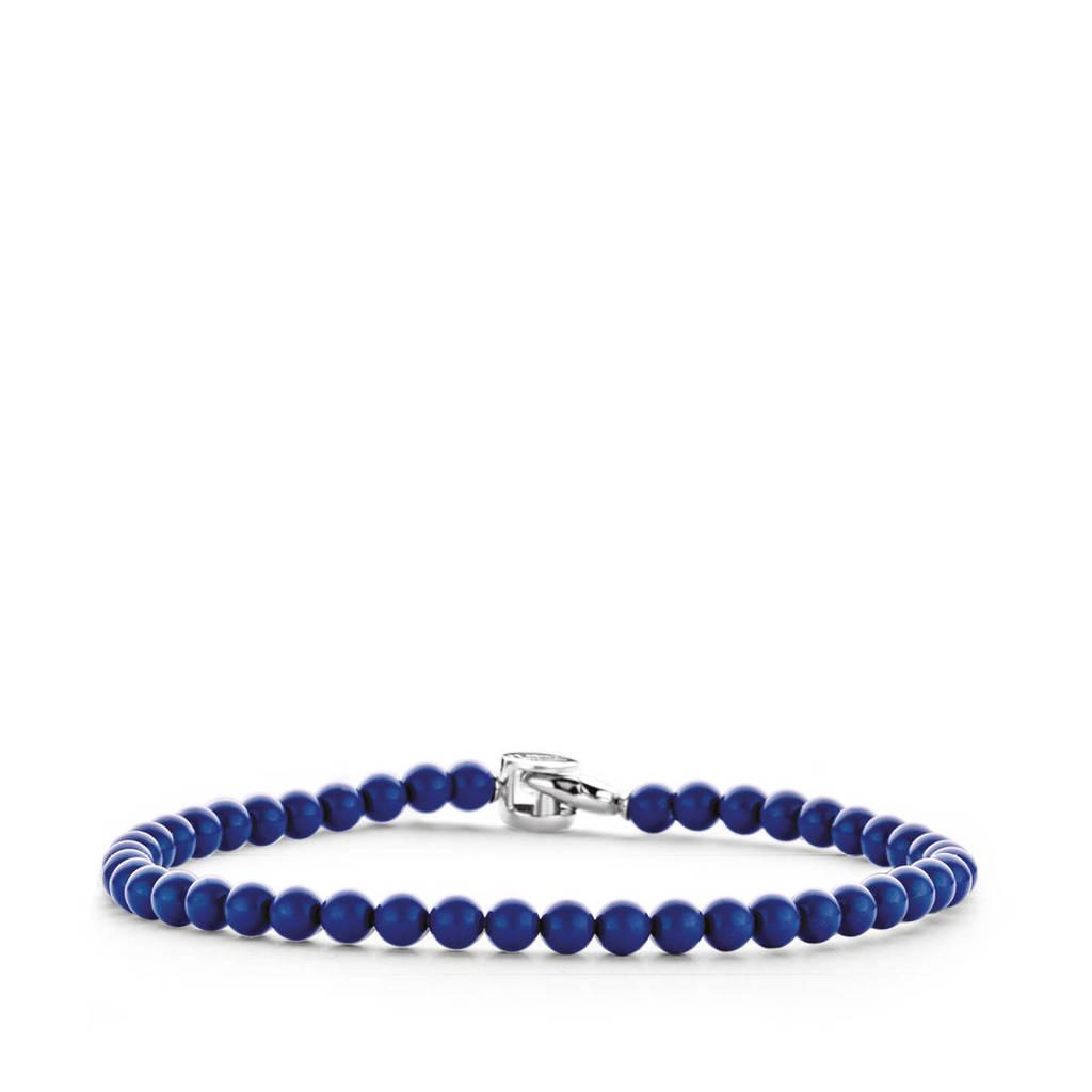 Ti Sento - Milano sterling zilveren armband 2908BL blauw, Blauw/zilverkleurig