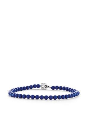 sterling zilveren armband 2908BL blauw