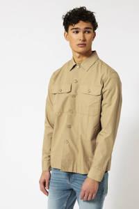 America Today regular fit overhemd camel, Camel