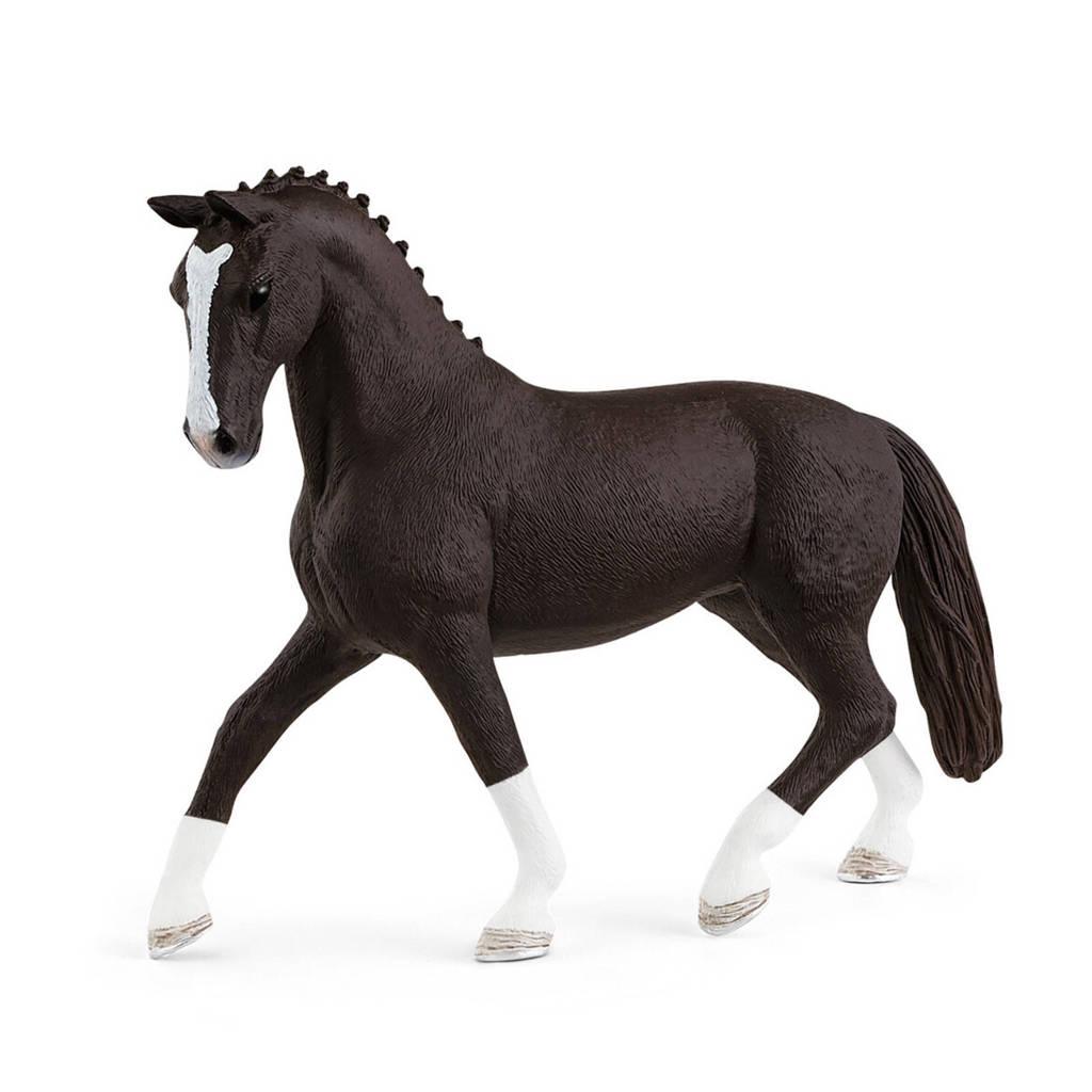 Schleich Horse Club Hannover merrie zwart