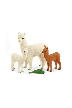 Alpaca familie
