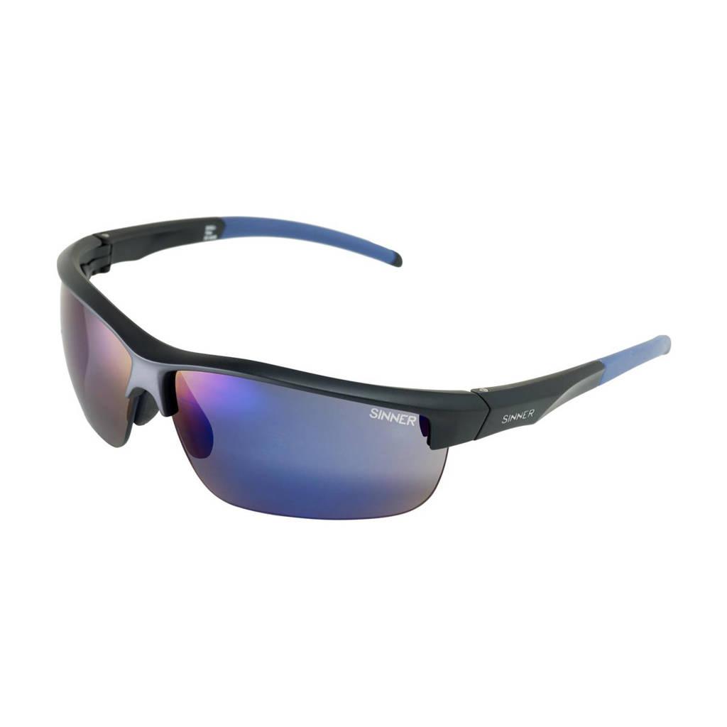 Sinner zonnebril Antiqua met verwisselbare lens zwart