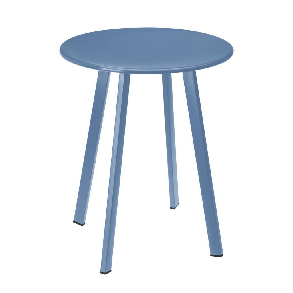 Pro Garden bijzettafel (⌀40 cm), Blauw