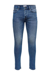 ONLY & SONS slim fit jeans Loom blue denim 0204, Blue Denim 0204
