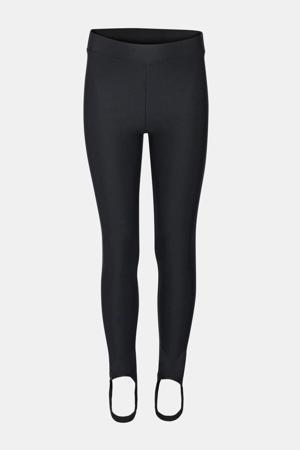 skinny fit high waist legging Ski zwart