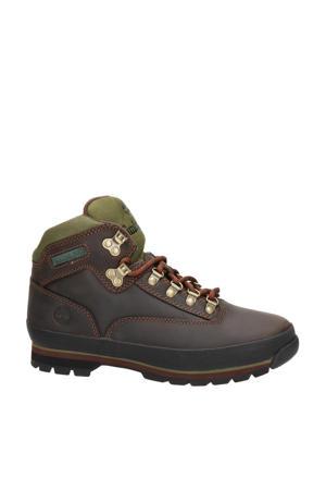 Euro Hiker  nubuck wandelschoenen bruin