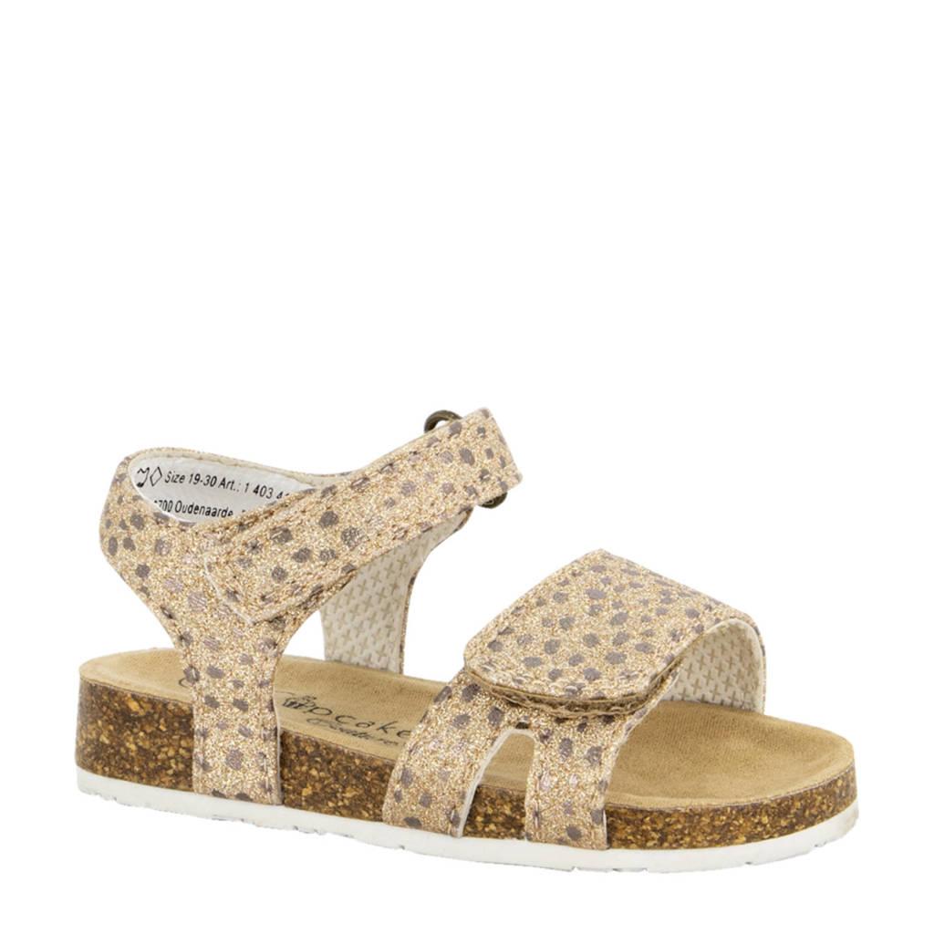 Cupcake Couture   sandalen goud, Goud