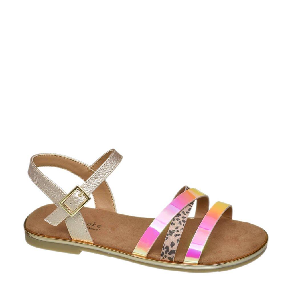 Cupcake Couture   sandalen beige/metallic, Beige/Metallic