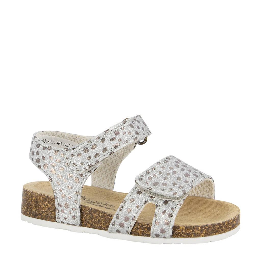 Cupcake Couture   sandalen zilver, Zilver