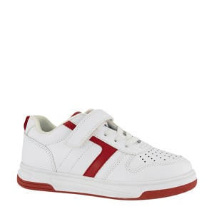 sneakers wit/rood