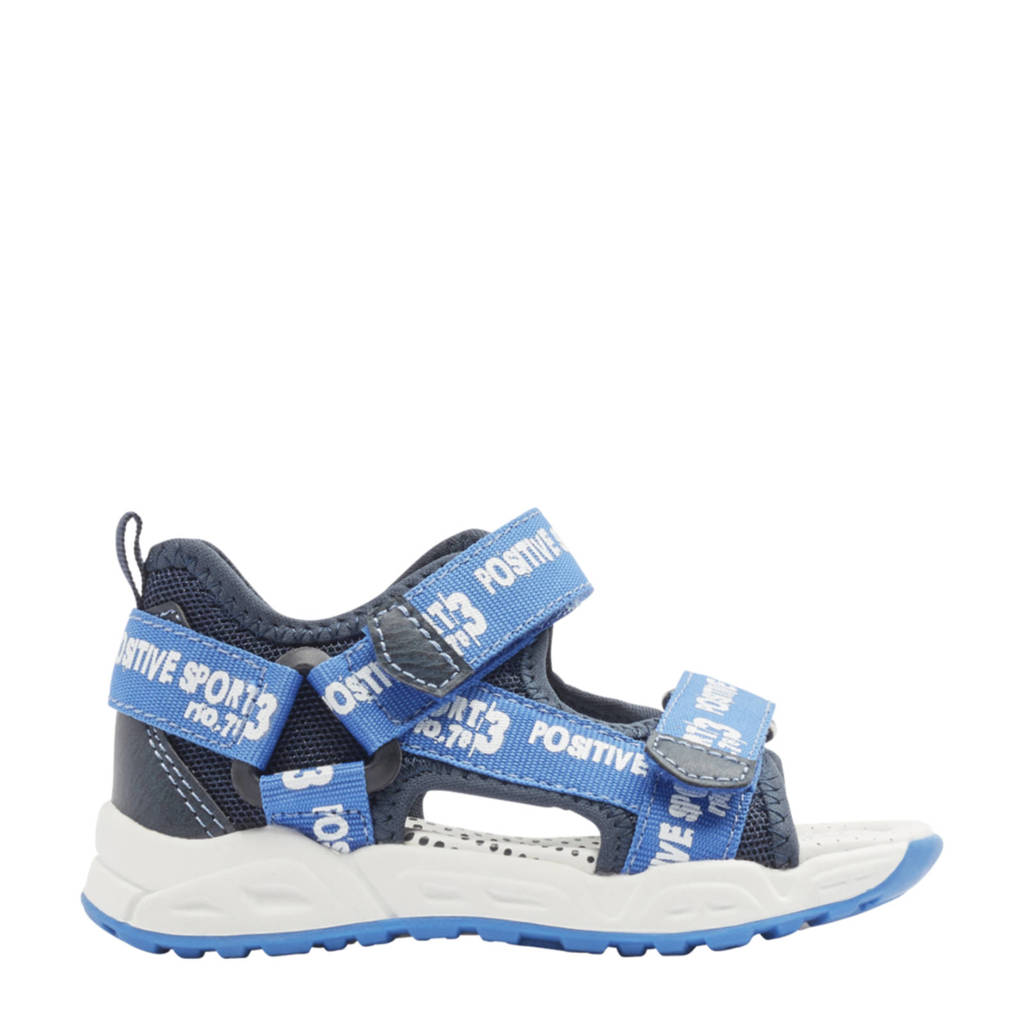 Bobbi-Shoes   sandalen blauw, Blauw