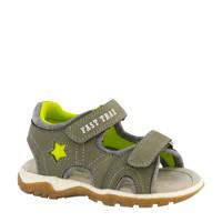 Bobbi-Shoes   sandalen groen, Groen