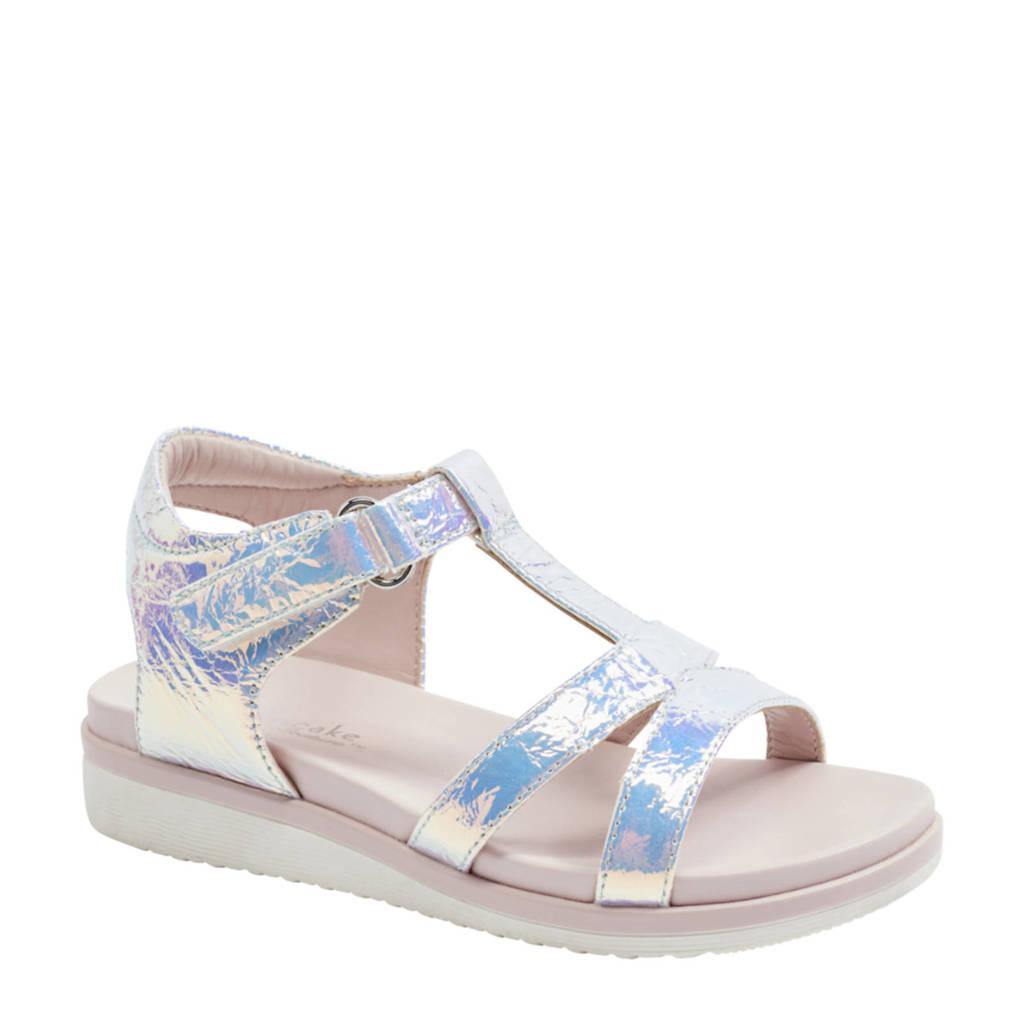 Cupcake Couture   sandalen zilver/metallic