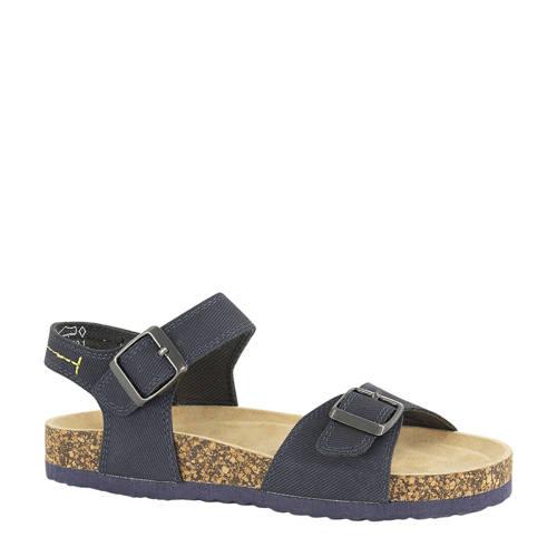 Vty sandalen donkerblauw