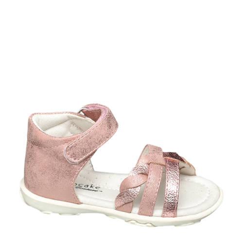 Cupcake Couture sandalen roze/metallic