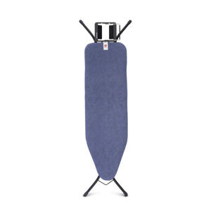 strijkplank B 124x38 cm (Donkerblauw)