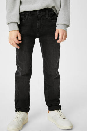 regular fit jeans antraciet