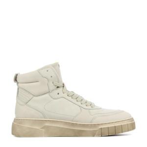 71194  hoge nubuck sneakers off white