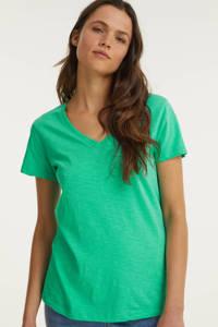 anytime T-shirt licht groen, Groen