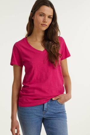 T-shirt Fuchsia