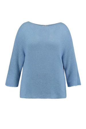 gebreide trui Alis lichtblauw