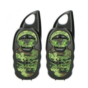 FR05CAMO Set van twee walkie talkies voor kinderen - camouflage