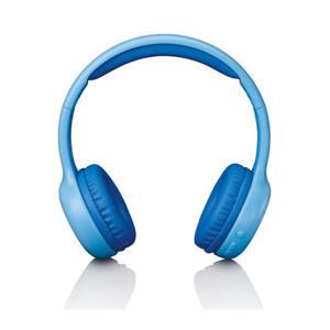 Vouwbare kinder Bluetooth hoofdtelefoon - Blauw